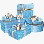Presents Set V7 3d model