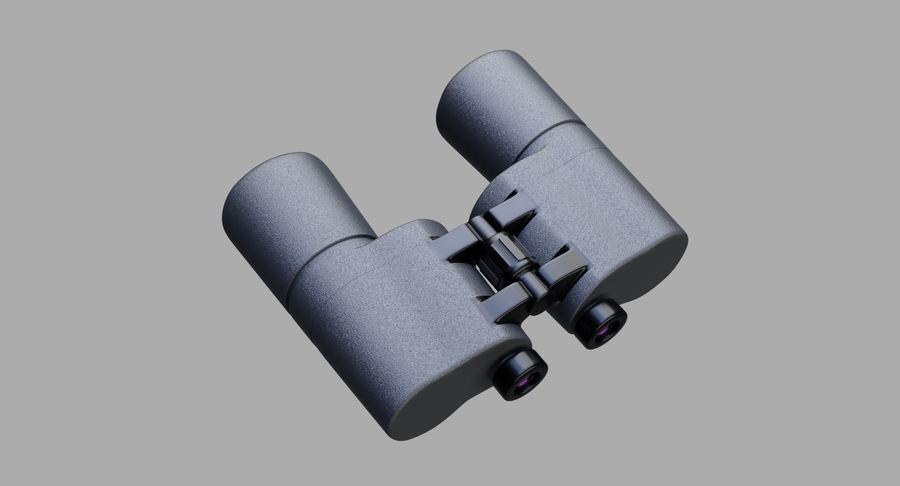 望远镜 royalty-free 3d model - Preview no. 2