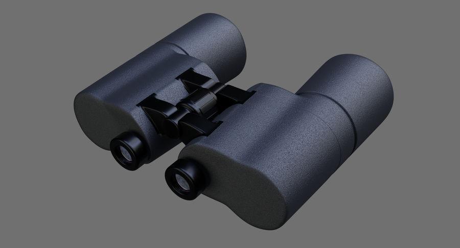 望远镜 royalty-free 3d model - Preview no. 6