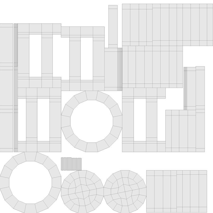 望远镜 royalty-free 3d model - Preview no. 14