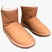 Boots 04 3d model