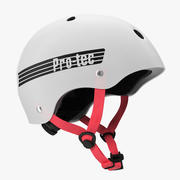 Casco Skate Pro Tec modelo 3d