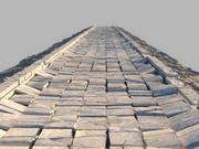 Древний путь 3d model