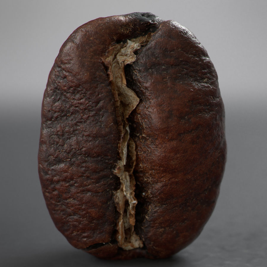 coffee beans royalty-free 3d model - Preview no. 5