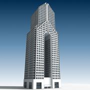 建筑22 3d model
