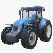 Tractor New Holland TD5 3d model