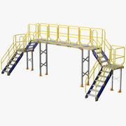 Sanayi Köprüsü 3d model