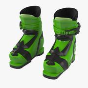 Elan Kids Alpine Shoes 3d model