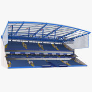 경기장 관람석 3d model