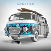 Barkas B1000 3d model
