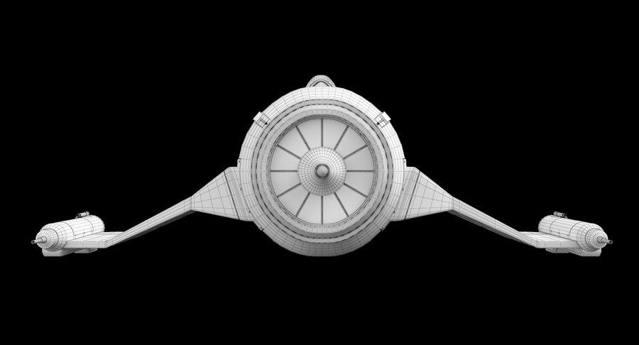 самолет royalty-free 3d model - Preview no. 30