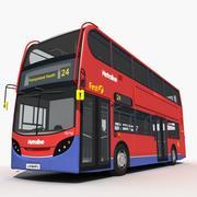 Bus de Londres 3d model