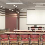 Meeting Classroom 3d model