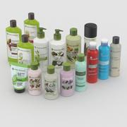 Коллекция продуктов Ив Роше 3d model