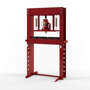 20 ton Hydraulic Shop Press Manual Metal Garage Floor Machine 3d model