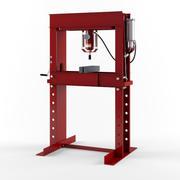40 ton Hydraulic Shop Press Manual Metal Garage Floor Machine 3d model