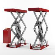 Full Rise schaarlift 3d model