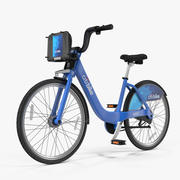 Citi Bike Bicycle 3d model
