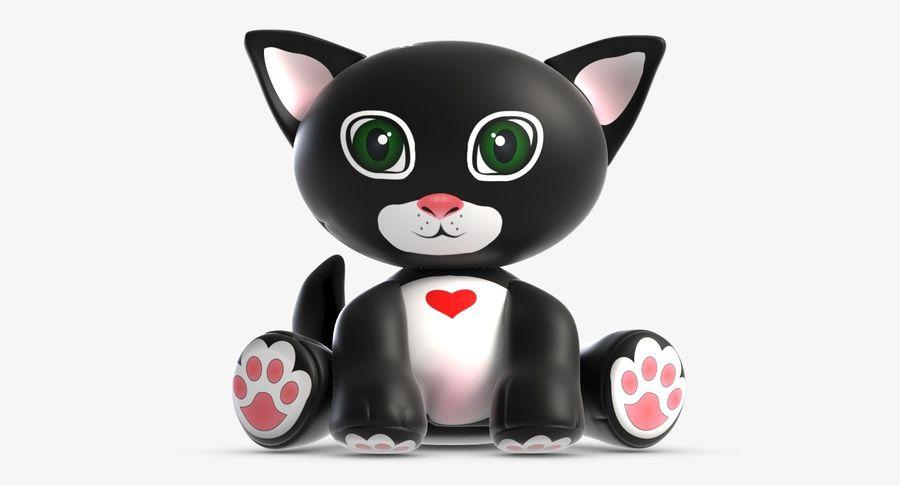 Collezione di giocattoli animali 3 royalty-free 3d model - Preview no. 14