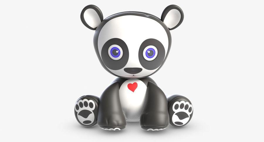 Collezione di giocattoli animali 3 royalty-free 3d model - Preview no. 2