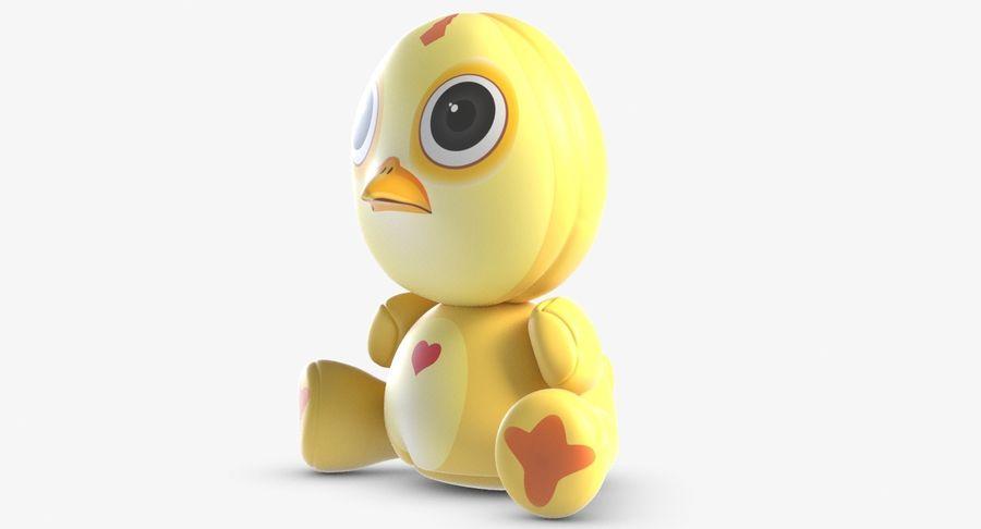Collezione di giocattoli animali 3 royalty-free 3d model - Preview no. 24