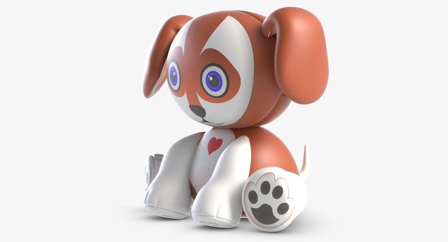 Collezione di giocattoli animali 3 royalty-free 3d model - Preview no. 6