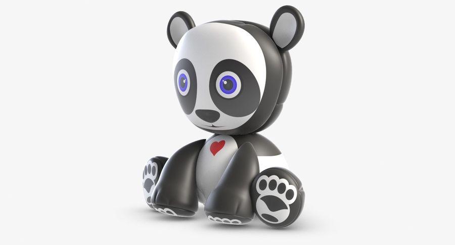 Collezione di giocattoli animali 3 royalty-free 3d model - Preview no. 3