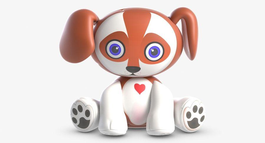 Collezione di giocattoli animali 3 royalty-free 3d model - Preview no. 5