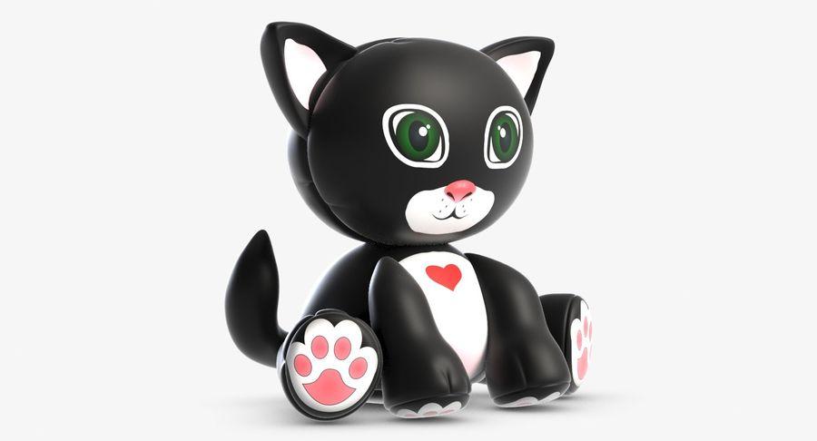 Collezione di giocattoli animali 3 royalty-free 3d model - Preview no. 15