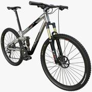 Modelo de texturas de Mountain Bike High 02 PBR 3d model