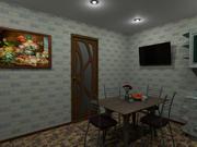 Küche 3d model