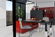Modelo 3D interior de cozinha 3d model