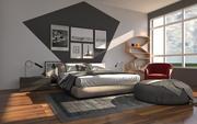 Modern Bedroom vol2 3d model