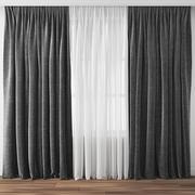 Curtain 108 3d model