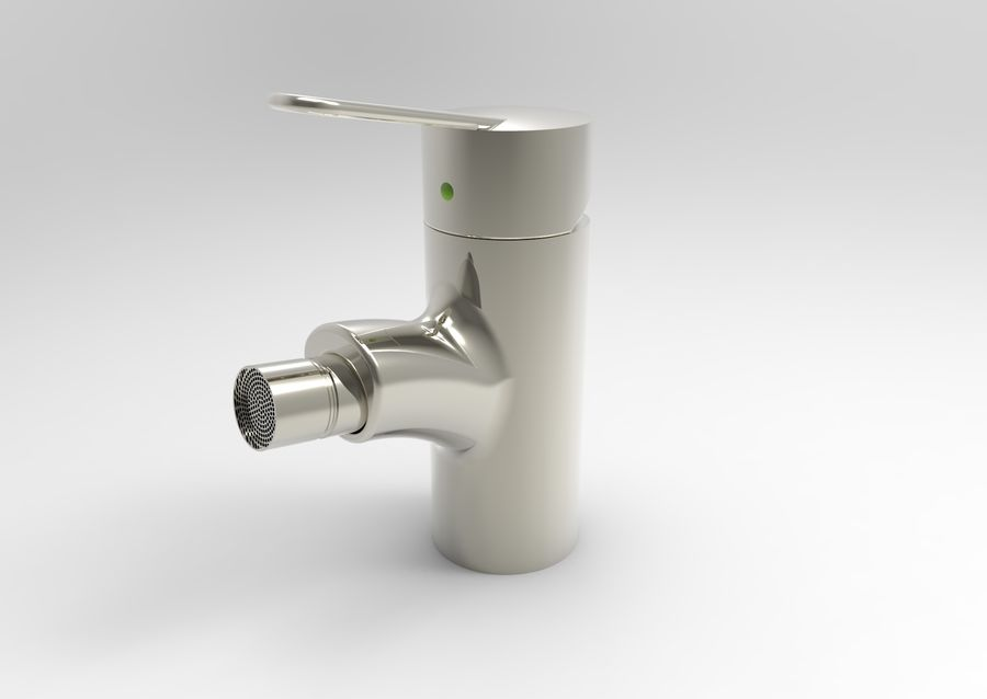 FAUCET TAP royalty-free 3d model - Preview no. 7