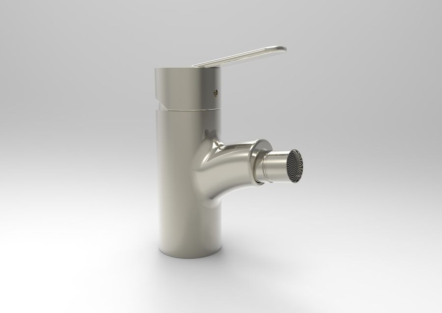 FAUCET TAP royalty-free 3d model - Preview no. 1