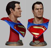 Superman enry Cavill 3d model