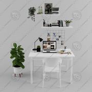 mesa de trabajo 1 modelo 3d