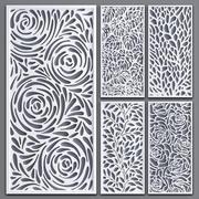 Panel dekoracyjny 15 3d model