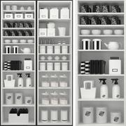 Trivia voor de keuken 3 3d model