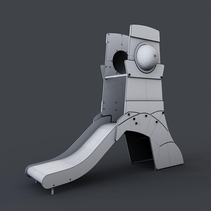Slide Portland royalty-free 3d model - Preview no. 5