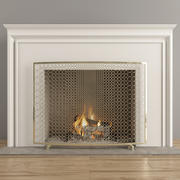 Fireplace 37 3d model