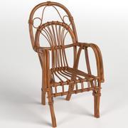 Küçük sandalye 3d model