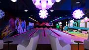 Bowling Interior 3D Model 3d model