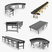Conveyors Collection 3d model