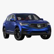 Acura RDX 2019 3d model