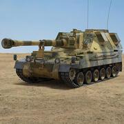 GİBİ-90 3d model