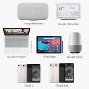 Google Electronics Collection 2018 2019 3d model