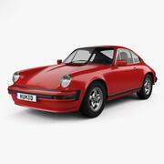 Porsche 911 SC Coupe (911) 1978 3d model