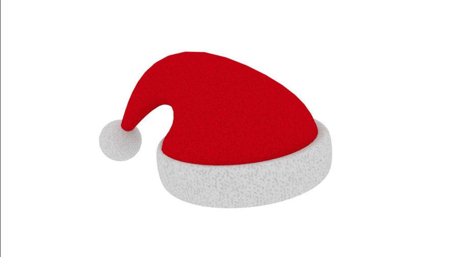 リギングクリスマスハット royalty-free 3d model - Preview no. 1